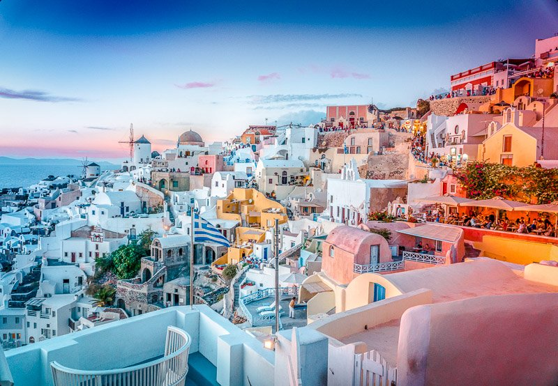 Santorini is one of the most incredible islands in the world, hands down.