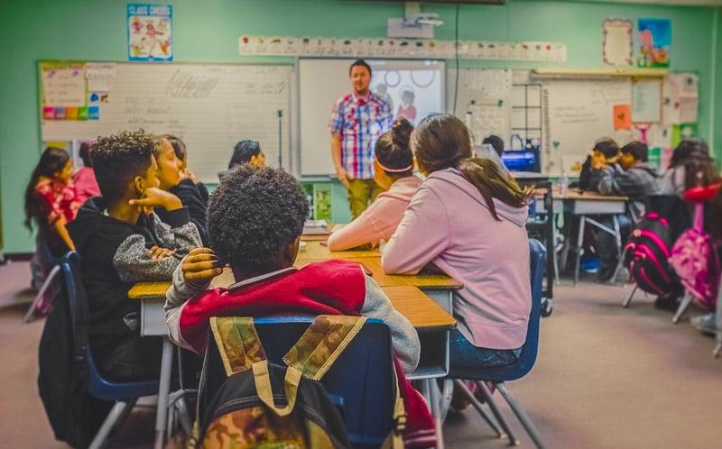 Teach English abroad as an expat