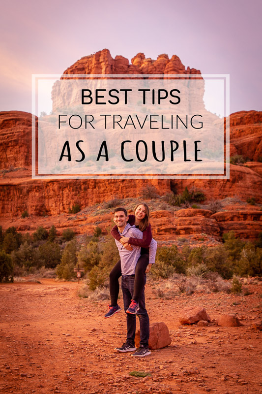 Traveling as a couple tips and tricks pinterest photo