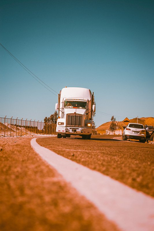Truck driver jobs allow you to travel all over, including the countryside