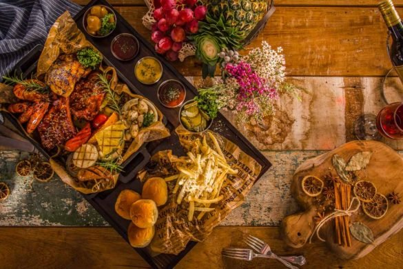 Unique Restaurants in Boston Featured Image