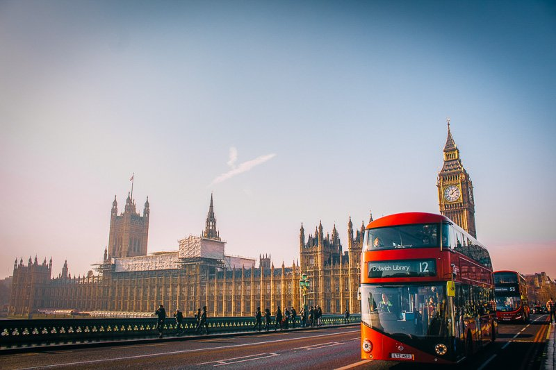 A visit to London should be on everyone's bucket lists.