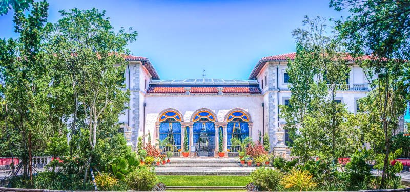 If you're into European estates, you won't want to miss the Vizcaya Museum in Coral Gables.