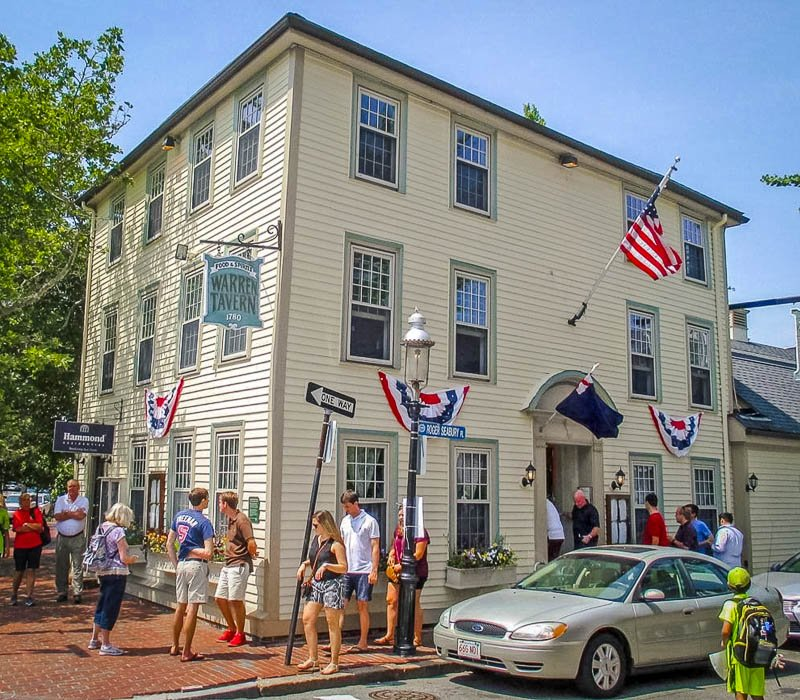 Warren Tavern in Charlestown is among the most unique restaurants in Boston