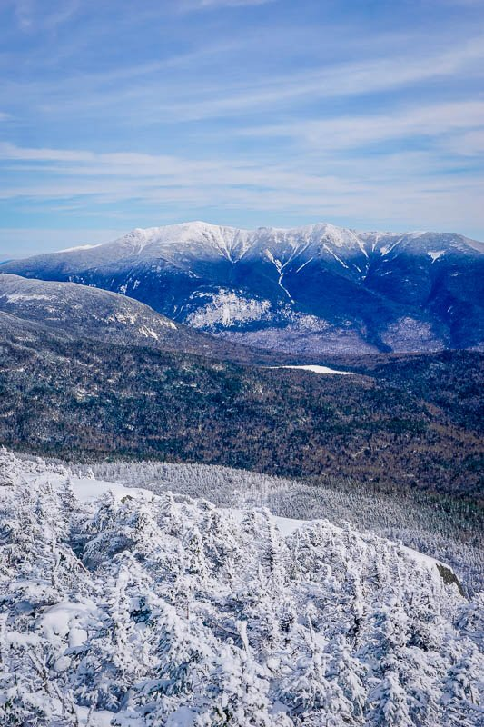 For skiers, the best time to visit New England is in the winter.
