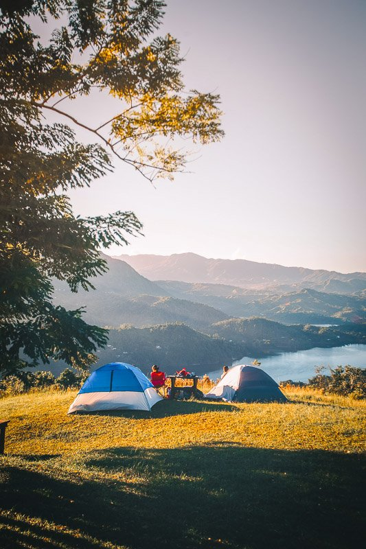Camping is among the best bucket list experiences imaginable.