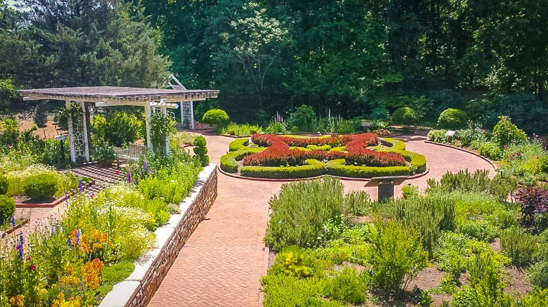 The State Botanical Garden of Georgia is one of the top sights in Athens.