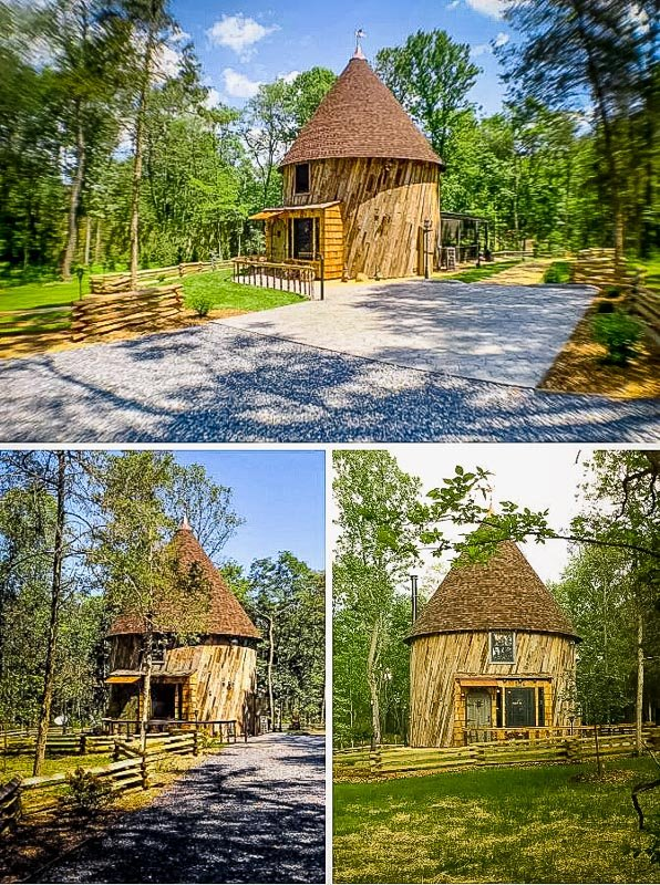 A unique earth house accommodation on Airbnb.