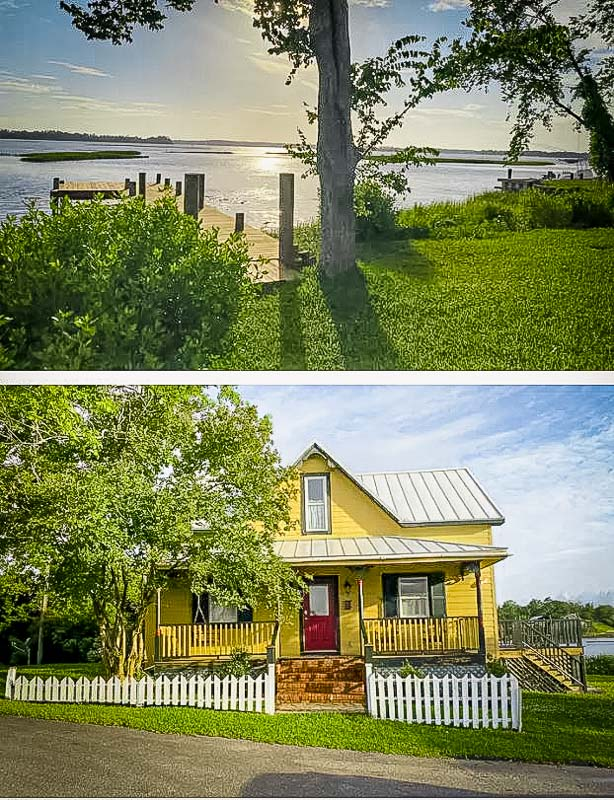 North Carolina beach house vacation rental.
