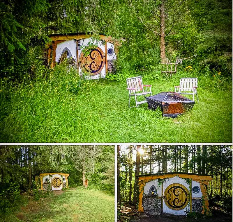 This New York vacation rental is among the most budget-friendly hobbit houses.