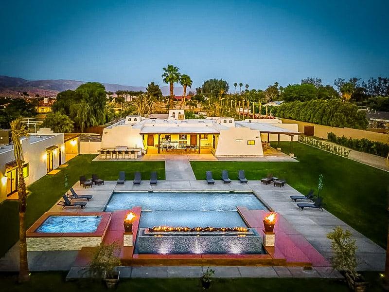 The Hacienda Estate in Southern California