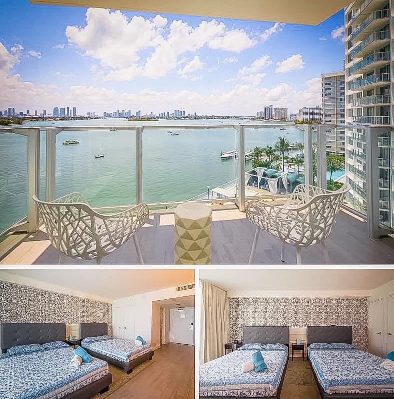 A long term Airbnb rental in Miami, FL