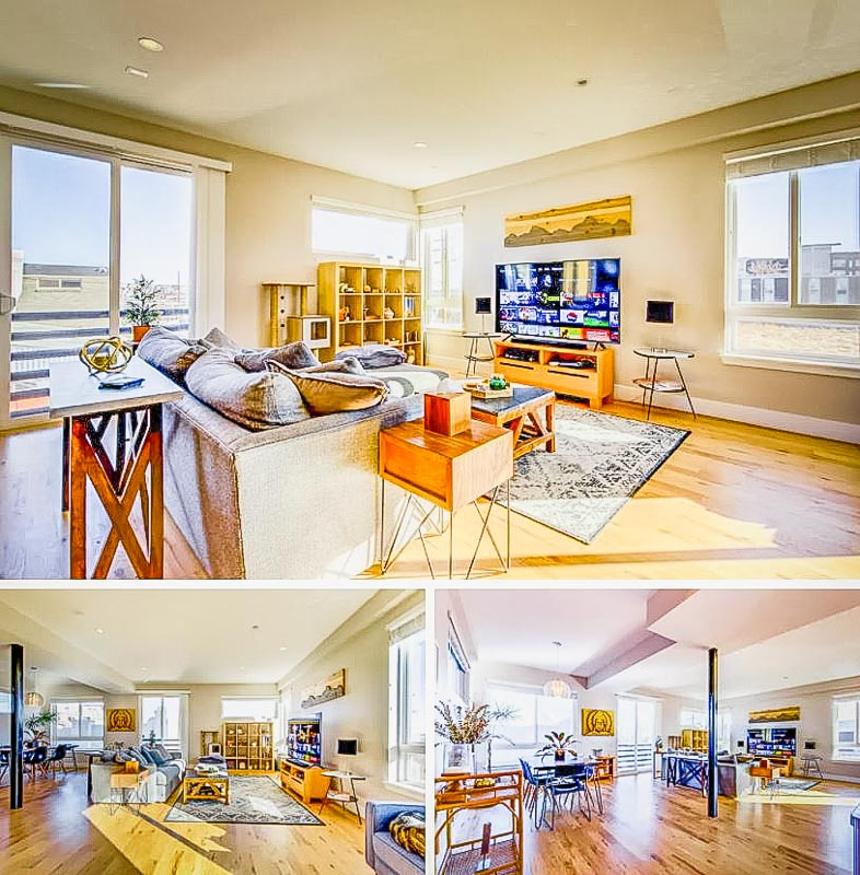 A luxury home for long term rent in Denver, Colorado