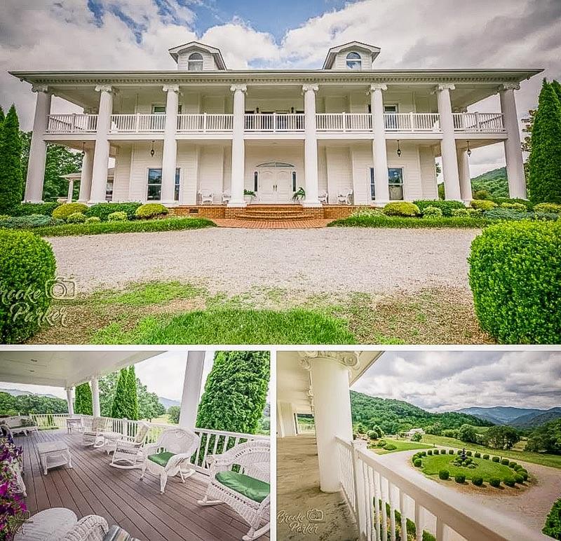 Gorgeous property views