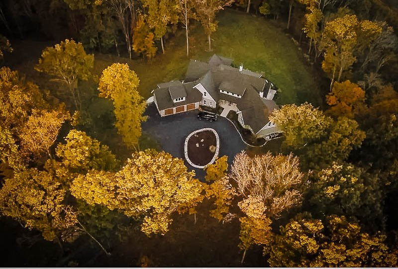 A mansion rental like no other in Virginia.