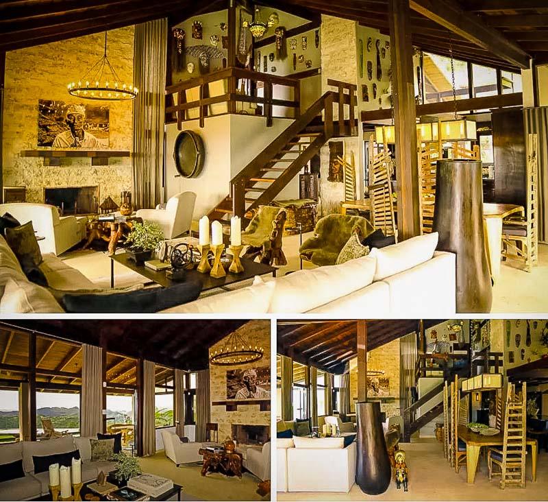 Unique interior designs and layout