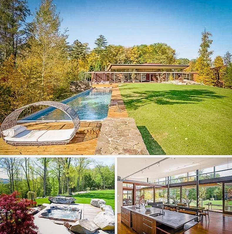 A Berkshires Airbnb like no other