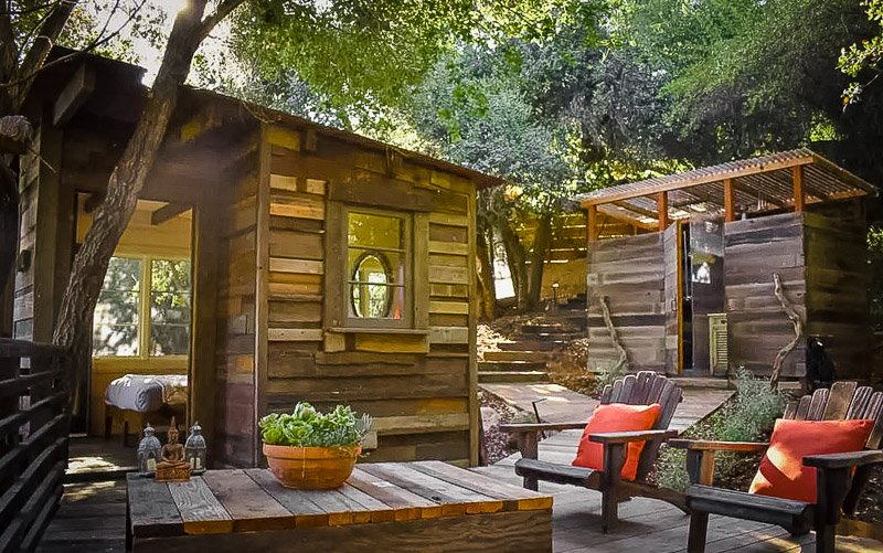 One of the best Airbnb treehouses in Southern California.