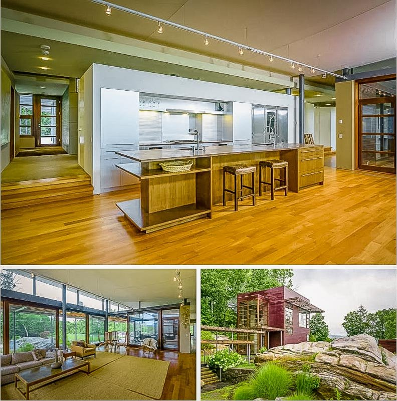 Modern décor and amenities