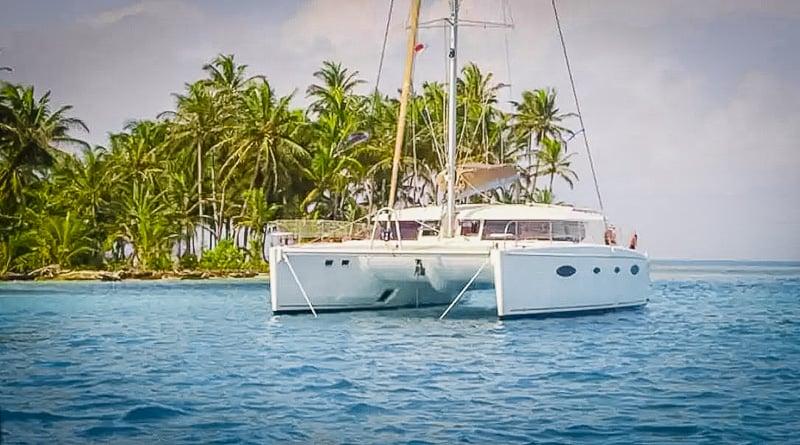 Luxury yacht Airbnb in Key West