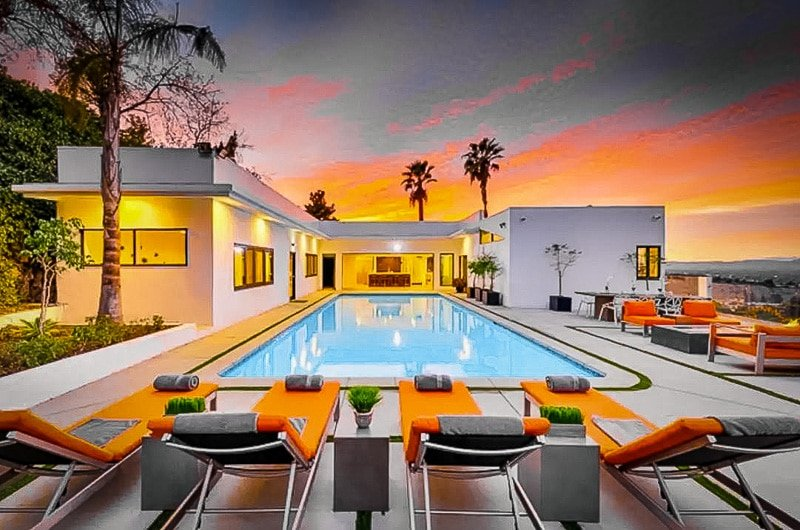 A Beverly Hills Airbnb mansion like no other