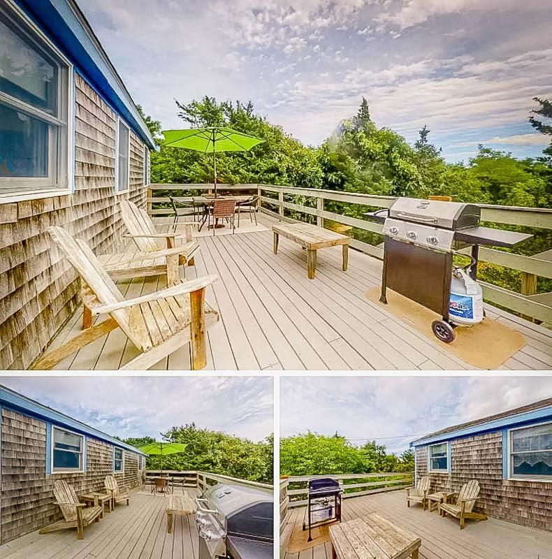 Cape Cod beach house rental