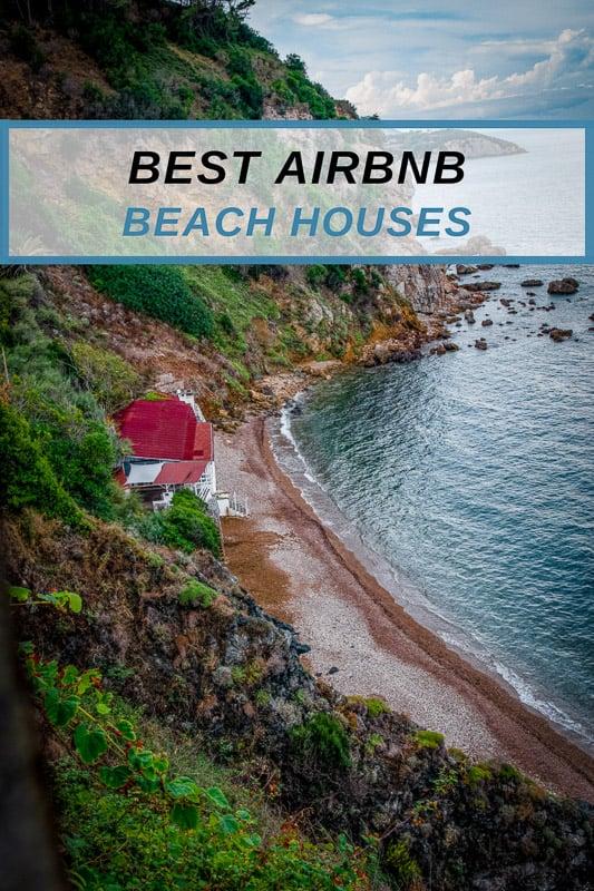 Coolest Airbnb Beach Houses Pinterest photo