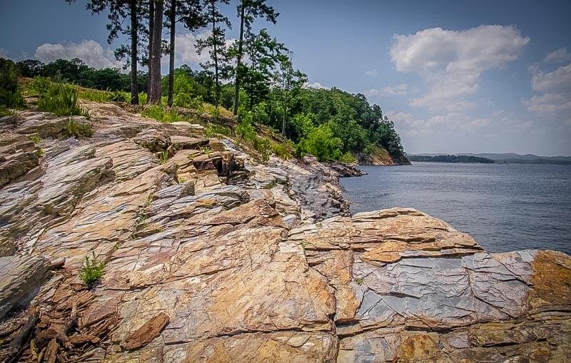 Broken Bow Lake is a hidden gem in the US