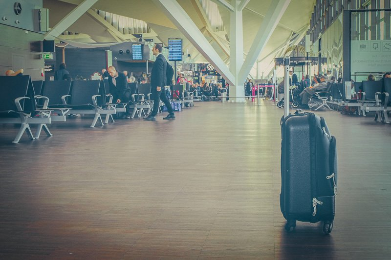 The possibility of lost or stolen luggage is a great reason to buy travel insurance