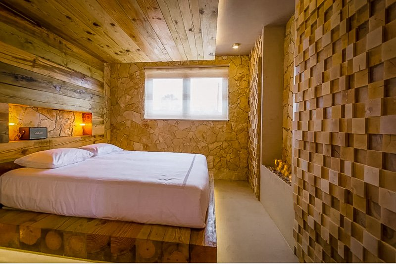 A luxury vacation rental in the Azores of Portugal