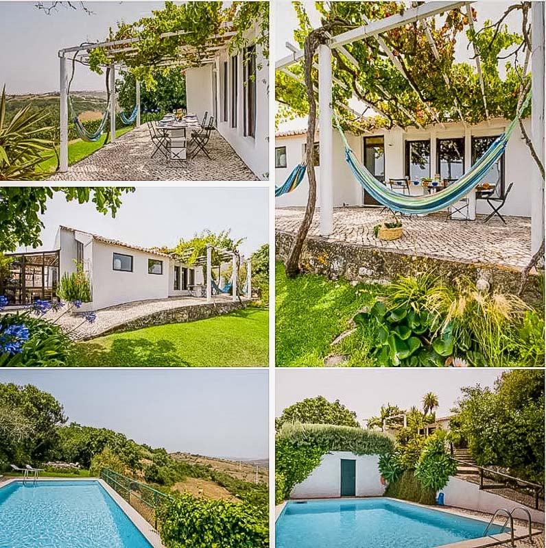 Lisbon Airbnb rental in Portugal.