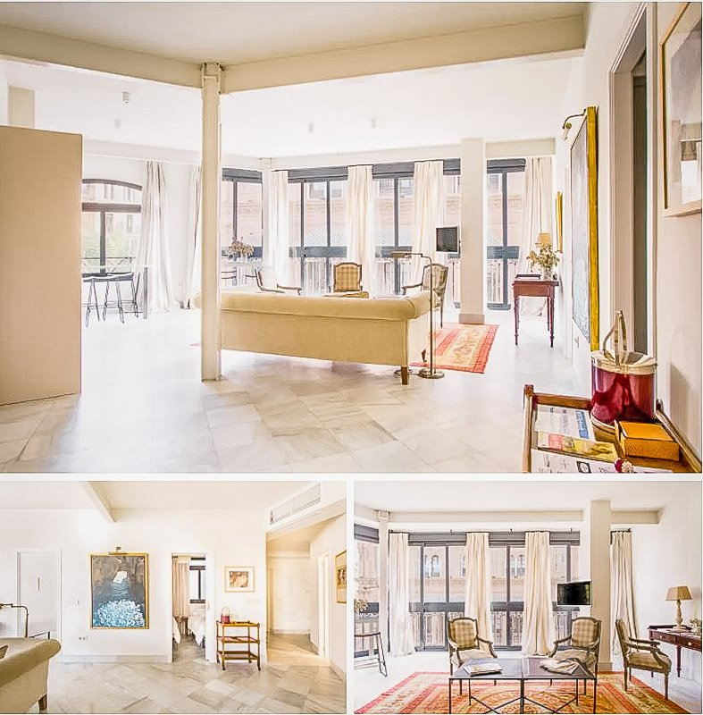 A unique Sevilla Airbnb in the heart of España
