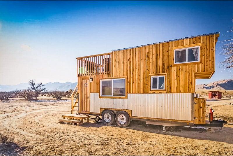 A unique rental in the southwest