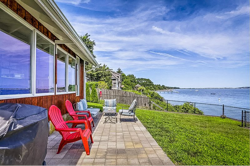 A beautiful Rhode Island Airbnb like no other.