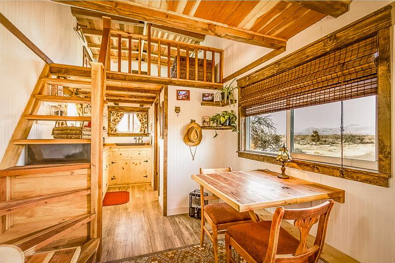 Elegant interior living space