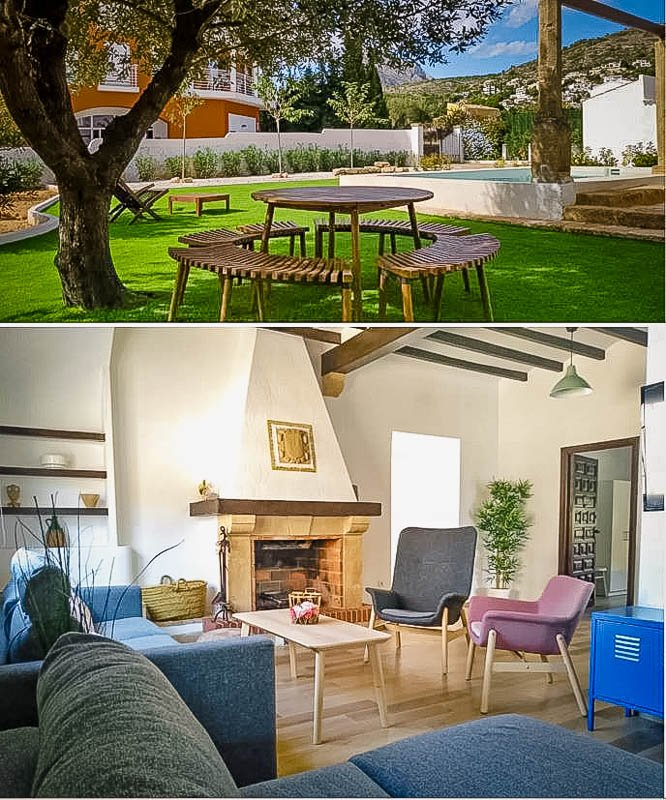 One of the coolest vacation rentals in Spain