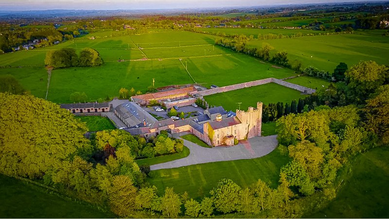 One of the best Airbnb castles in Ireland