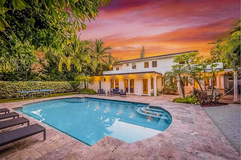 Grandiose luxury vacation rental in Miami