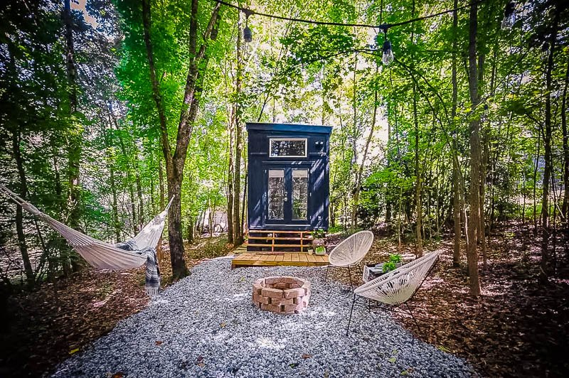 This Georgia tiny house will blow your mind.
