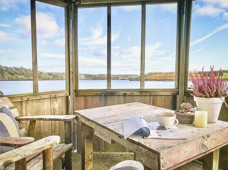 Unique apartment rental in Ireland with a view