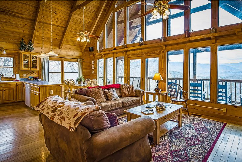 Unique mountain rental in Tennessee