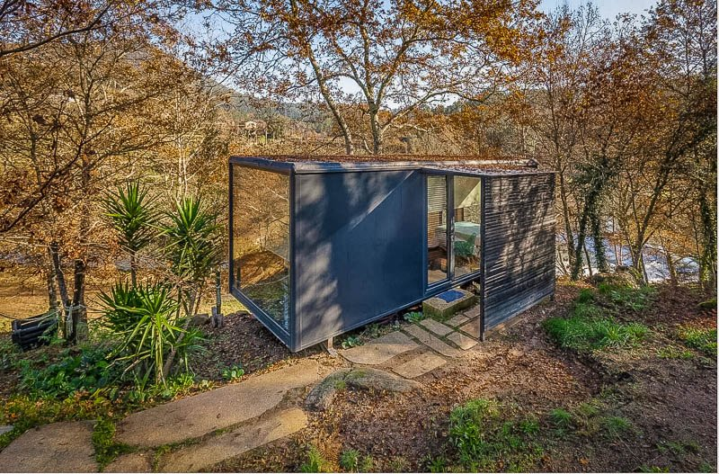 Tiny house rental in Portugal