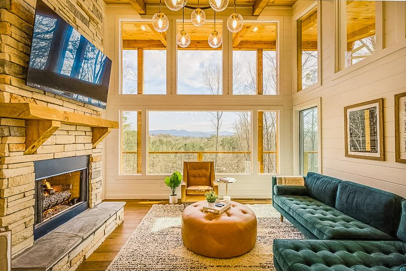 One of the most beautiful Airbnbs in Georgia imaginable