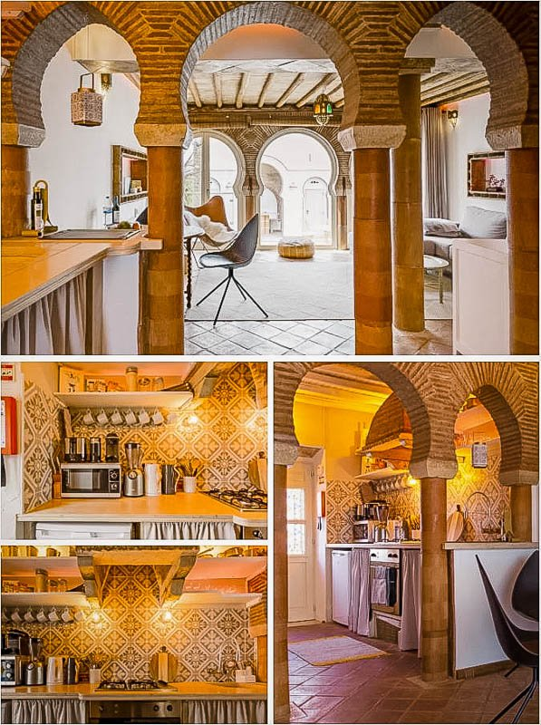 Unique Mediterranean-style architecture
