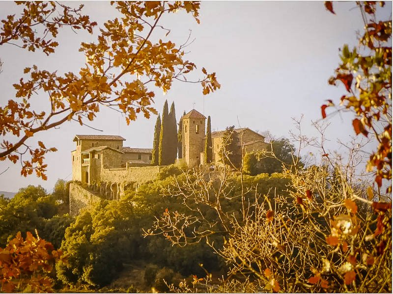 Stay at a castle Airbnb for rent in Catalunya, Spain