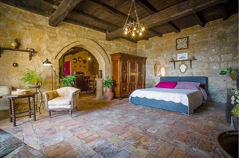 Stay at this Tuscany Airbnb that resembles a castle