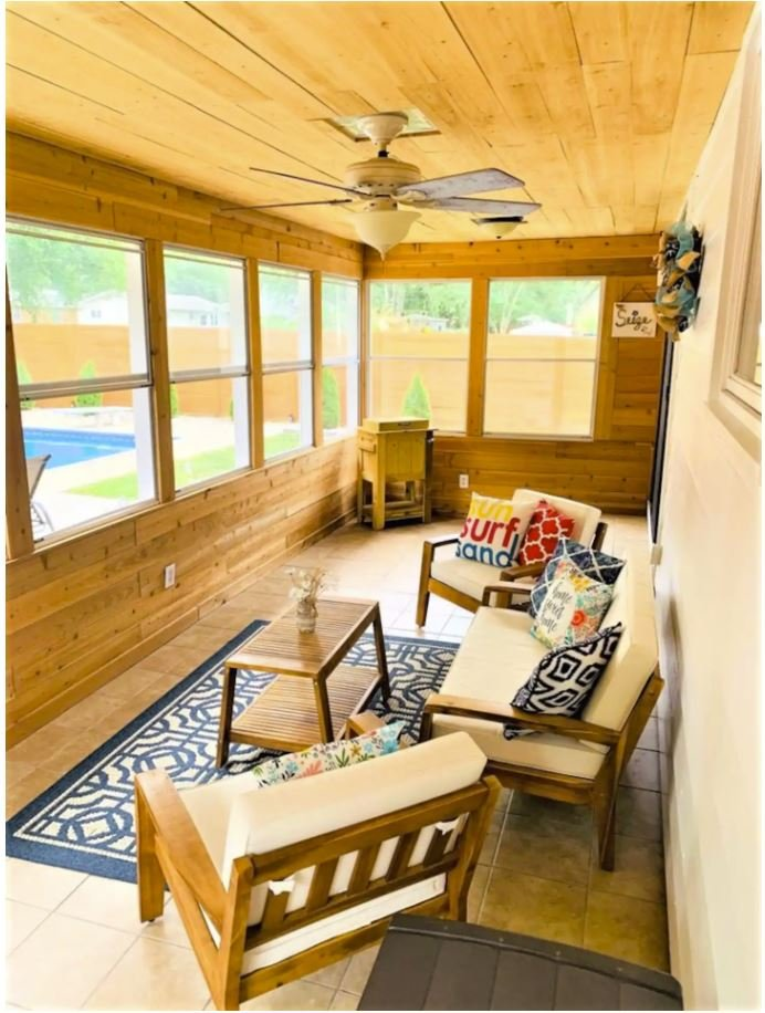One of the top vacation rentals in Holland, Michigan