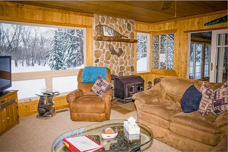 Quaint Airbnb in the Porcupine Mountains of Michigan