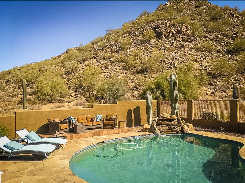 A southwestern casita Airbnb like no other