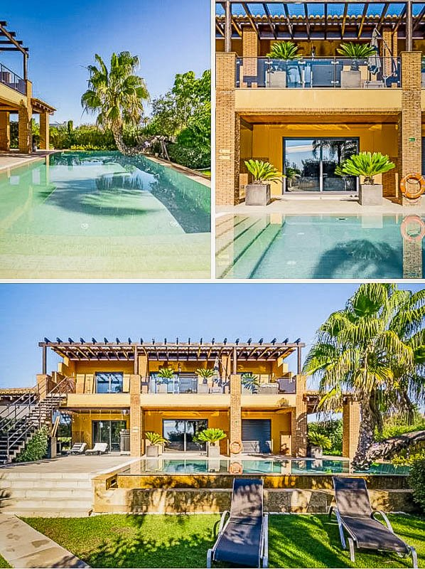 Exotic villa for rent in Portugal